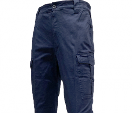 深藍色戰術褲