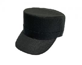 黑色軍警帽