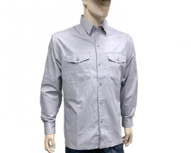 純棉工作衫