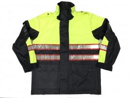 新式警察勤務雨衣
